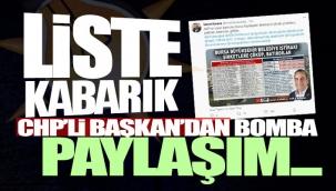Belediye şirketlerine çöken 16 AKPli ilçe başkanının görevine son verildi