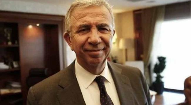 Mansur Yavaş, 2021 Dünya Belediye Başkanı Ödülünde finale kaldı