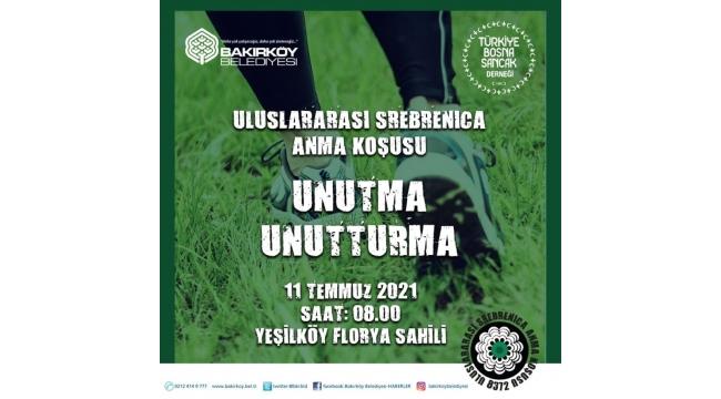 Bakırköy Belediyesi, Srebrenitsa Soykırımı Unutmadı...