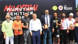 Türkiye Muaythai Federasyonu Şehitler Kupası Şampiyonası düzenledi!