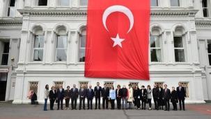 Beşiktaş'ta ''Muhtarlar Günü'' kutlandı